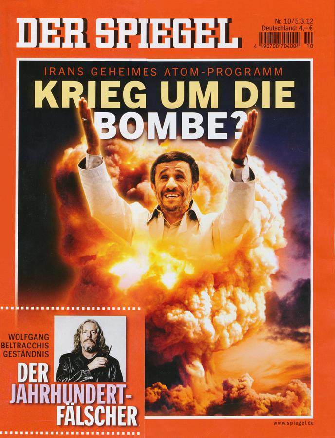 Prensa beltracchi project for Der spiegel deutsche ausgabe